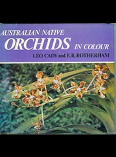 Australian Orchids in Colour