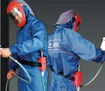 Spraying Suits